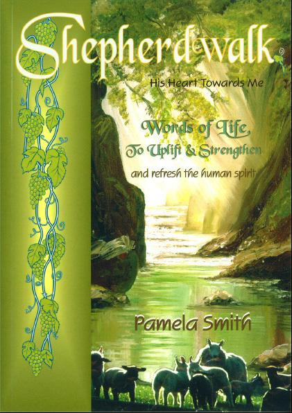 Shepherd Walk Book, Pamela Smith. ISBN:9789529658039 / 9780952965817