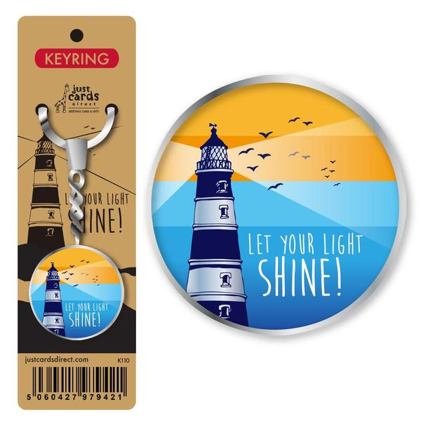 Key Ring - K110 - Lighthouse ISBN:5060427979421