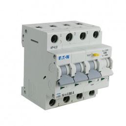 Eaton aardlekautomaat 3P+N C 16A 300mA