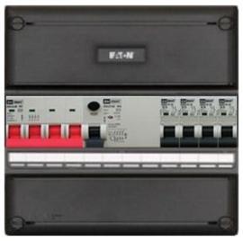 3-fase met installatieautomaten