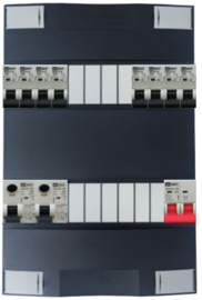 Schneider groepenkasten met Emat componenten