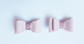 Haarstrik - Roze