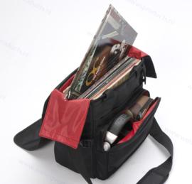 Magma LP Bag 40 II - zwart/rood