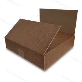 10-pack - Record Shipping American Folding Boxes - capacity: 20 - 25 units 12-Inch records