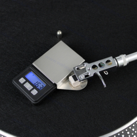 Elektronische Tonarmwaage - Kompakte Version