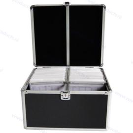 MediaRange Opbergkoffer voor 300 discs, zwart