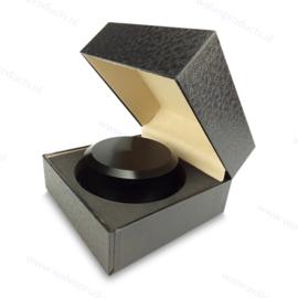 Grammofoonplaten Aandrukgewicht 415 gram, zwart