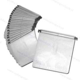 20-pack MediaRange CD Hanging Folders - for 2 discs each