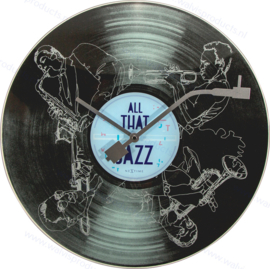 NeXtime Wall Clock | All That Jazz