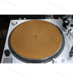 Genuine Leather Turntable Mat