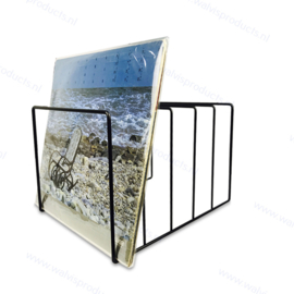 Walvis Wire Rack - capacity: 50 - 60 units 12-Inch records