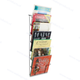 12-Inch Vinyl Record Kiosk - display rack for approx. 60 units 12-Inch albums