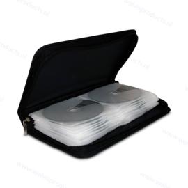 MediaRange CD/DVD Wallet voor 48 discs