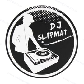 Felt DJ Slip Mat - made from synthetic fibres