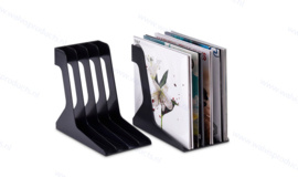 InTecc Record Stand - capacity: approx. 40 units 12-Inch records