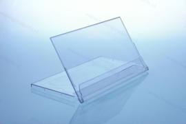 Panoramaformat / Landscape Kalenderbox - Kristallklar