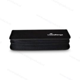 MediaRange Archivierungsmappe für 10 USB-Speichersticks und 5 SD Speicherkarten