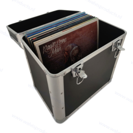 Walvis Professional DJ Case - capacity: approx. 60 units 12-Inch records