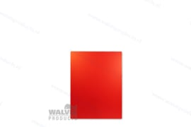 Blu-Ray Disc Divider - colour: red