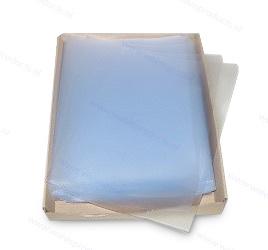 100 Stück - DIN A5 Sichthüllen - Transparent