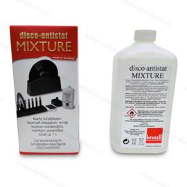 Fles à 1 liter Knosti Disco-Antistat Mixture (platen-reinigingsmiddel)