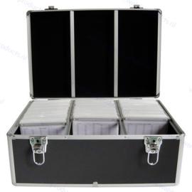 MediaRange Storage Case, black - capacity: 500 discs