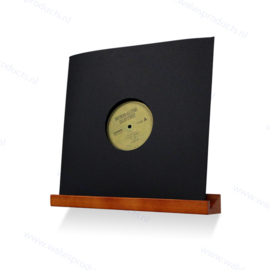 The Walvis Record Shelf - cherry wood colour