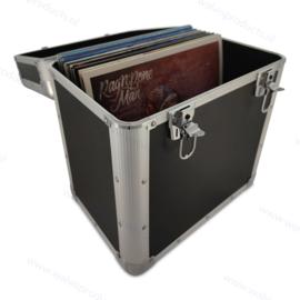 Walvis Professionele DJ Koffer voor ca. 60 LP's