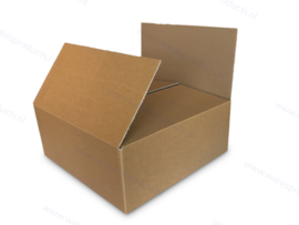 10-pack - Record Shipping American Folding Boxes - capacity: 30 - 35 units 12-Inch records