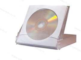 Walvis Products CD Sleeves Box - capacity: 10 discs - paper covers included