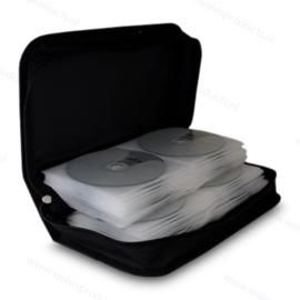 MediaRange CD/DVD Wallet voor 96 discs