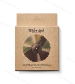 Twelve Inch Adapter (wanddisplay voor grammofoonplaten)