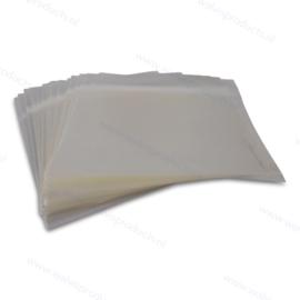 100 Stück - Blake Sleeves - Single Schutzhüllen mit Klappe, Dicke 0.05 mm.
