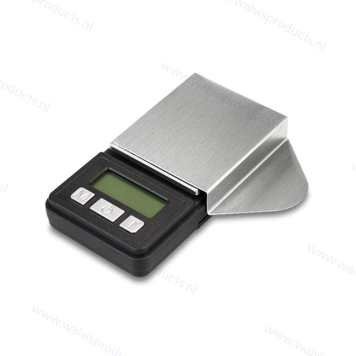 Electronische Naalddrukweger - Compacte Uitvoering
