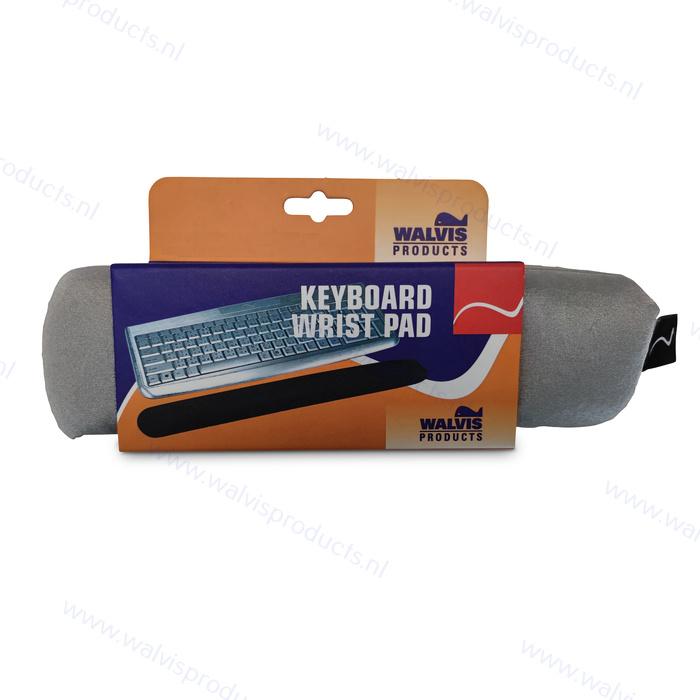 Walvis Products Handballenauflage für Tastaturen - Silber