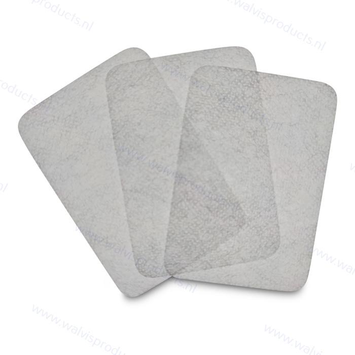 3 stuks - Knosti Disco-Antistat losse filters