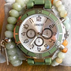 Green watch set
