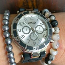 Black Ernest watch set