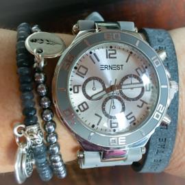Grey watch set