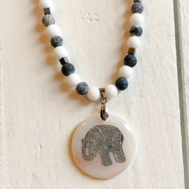 Elephant nature colors