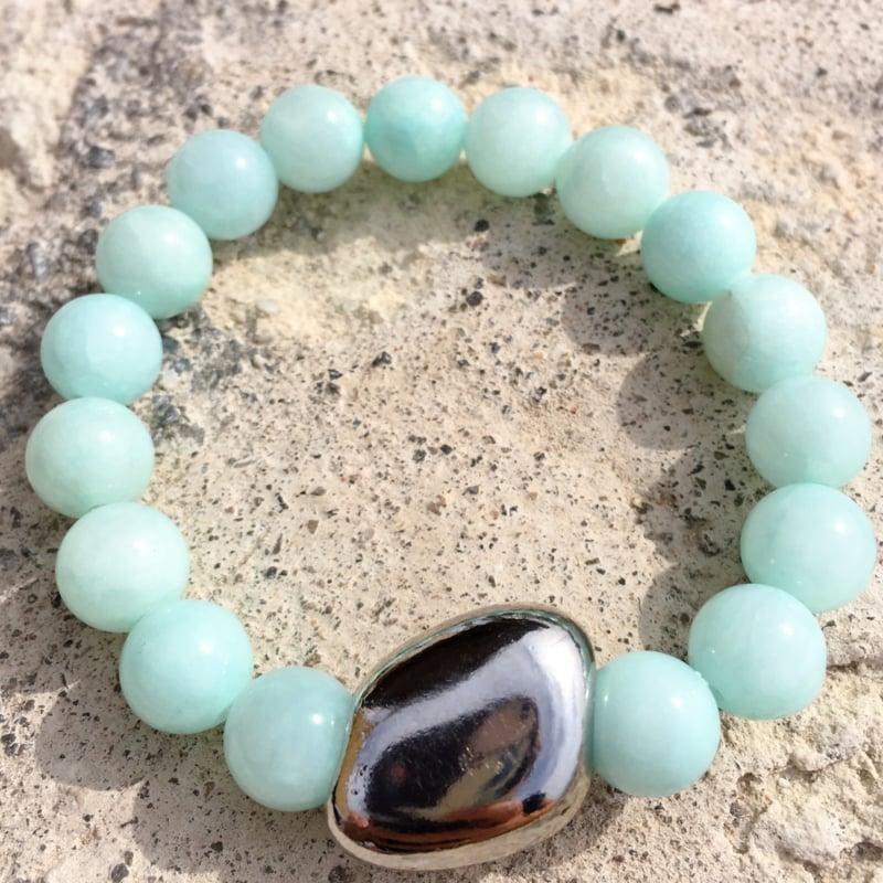 Jade light blue