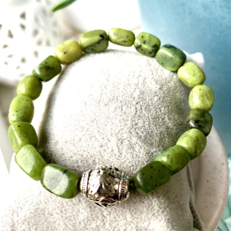 Agaat Green stone