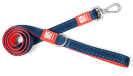 Max & Molly Short Leash - Red