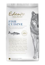 Eden Fish Cuisine (Zalm, Haring & Forel)
