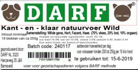 Darf Wild | 19 x 245 gr