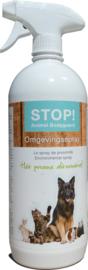 Stop! Animal Bodyguard Omgevingsspray 1 ltr