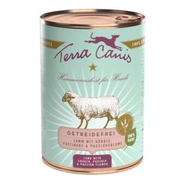 Terra Canis Graanvrij Lam met pompoen en pastinaak 400 gr
