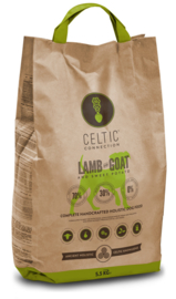 Celtic Connection Lamb with Goat & Sweet potato