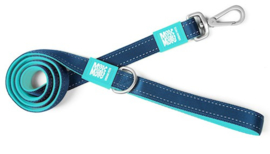 Max & Molly Short Leash - Sky Blue