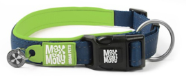 Max & Molly Smart ID Halsband - Lime Green